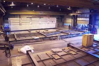 Precision Steel Fabrication Canada North America