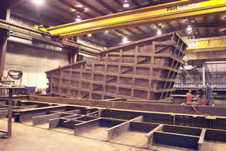 Steel Fabrication Canada