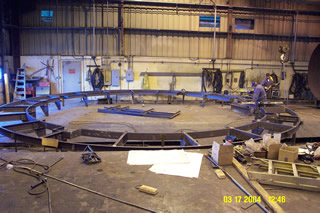 Precision Steel Fabrication Edmonton